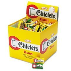 0786173937700 - CDB10849 - KRAFT FOODS, INC CHEWING GUM BY CHICLETS