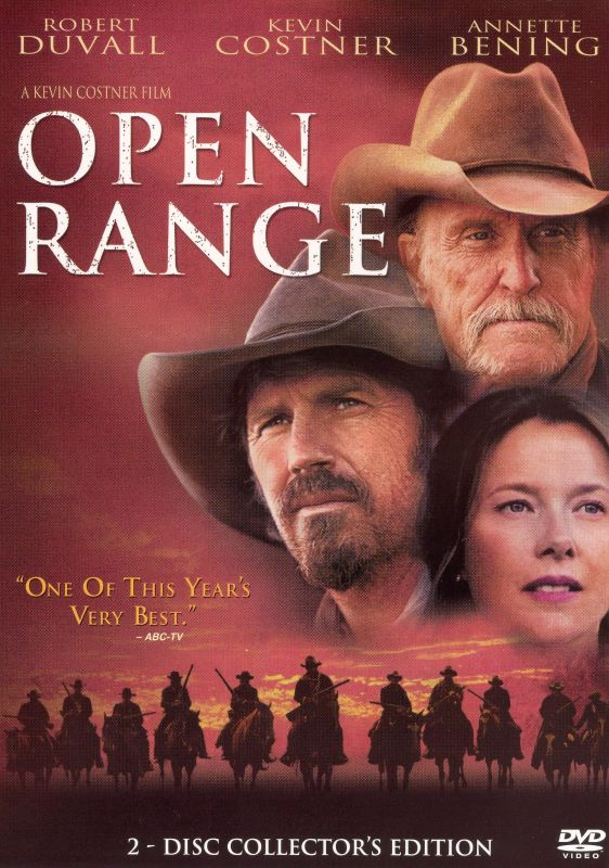 0786936226379 - OPEN RANGE (2-DISC) (WIDESCREEN, COLLECTOR'S EDITION)