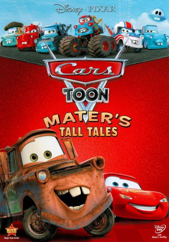 0786936805277 - CARS TOON: MATER'S TALL TALES