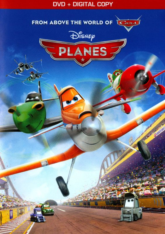 0786936834628 - PLANES (DIGITAL COPY) (DVD)