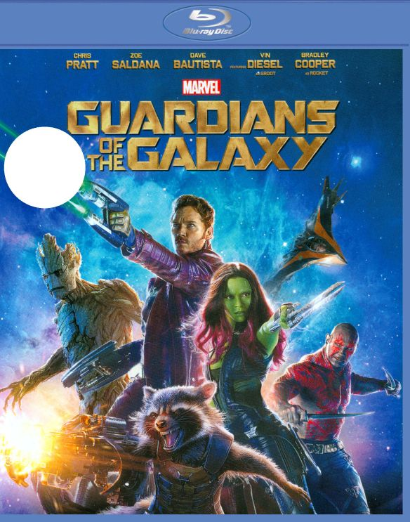 0786936843996 - GUARDIANS OF THE GALAXY