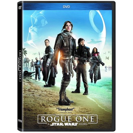 0786936852332 - ROGUE ONE: A STAR WARS STORY (DVD)