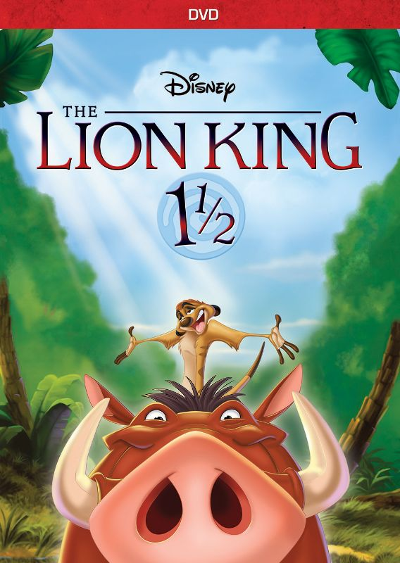 0786936853896 - THE LION KING 1 1/2 (DVD)