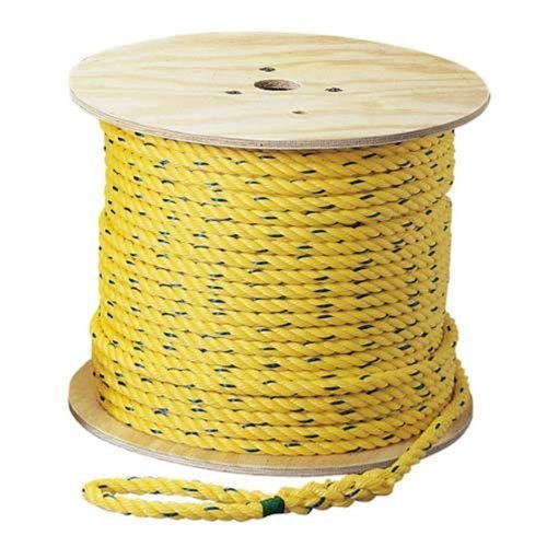 0787721194002 - IDEAL 31-840 PRO-PULL POLYPROPYLENE ROPE WITH 1/4-INCH DIAMETER BY 600-FEET LONG BY IDENTITY MUSIC GROUP
