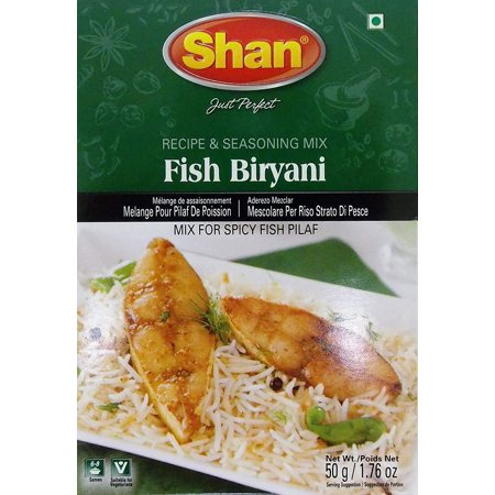 0788821060051 - FISH BIRYANI MIX