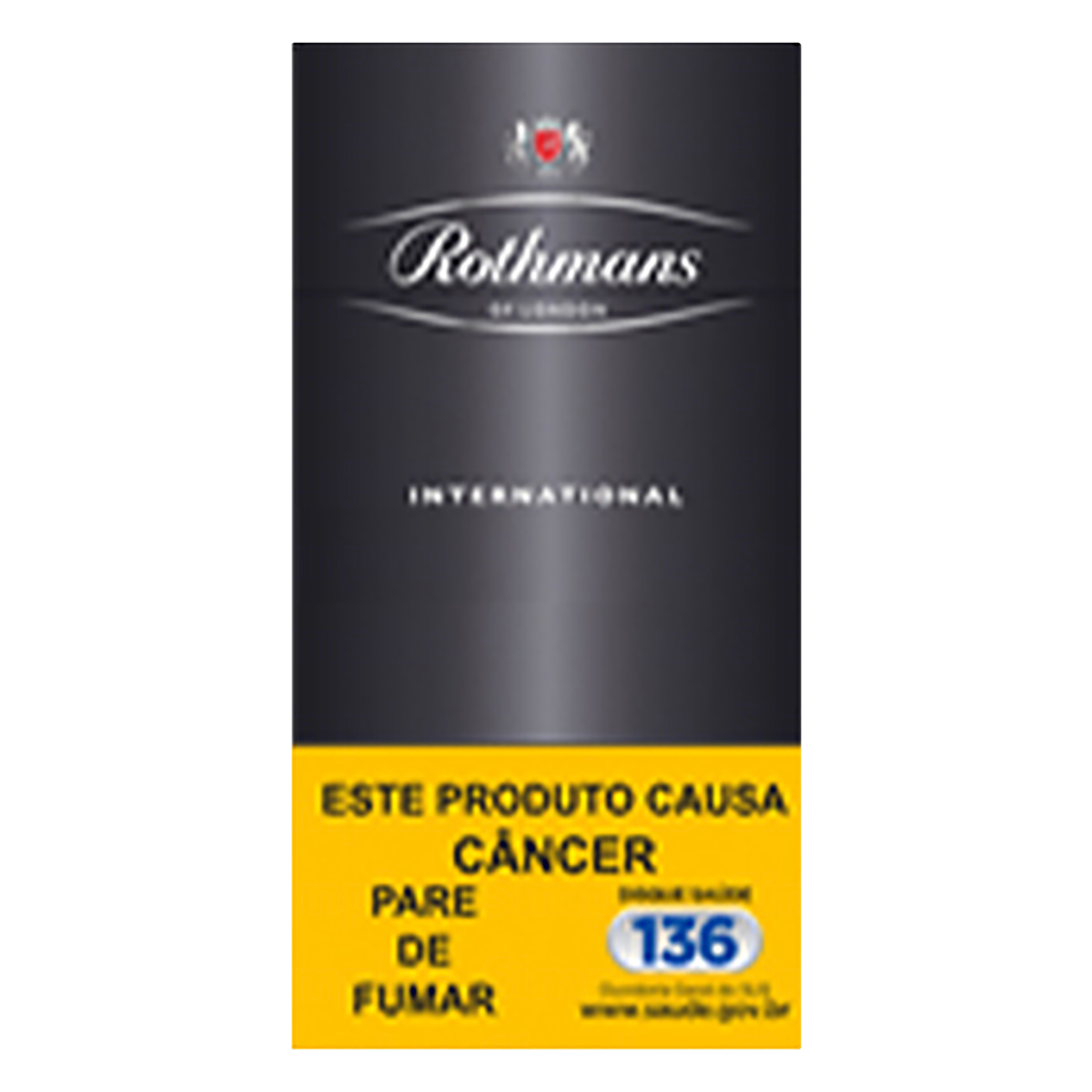0000078900509 - CIGARRO ROTHMANS INTERNATIONAL BOX