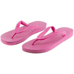 7890557258299 - CHINELO HAVAIANAS TOP LIGHT PINK 37/8