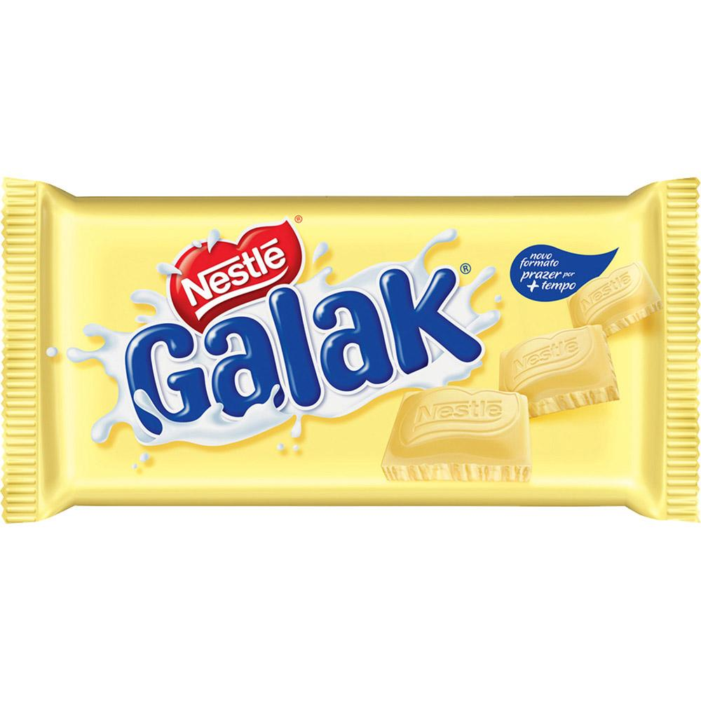 7891000111703 - CHOCOLATE GALAK TABLETE 125G NESTLE