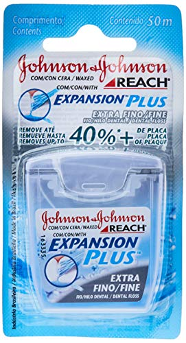 7891010038915 - FIO DENTAL JOHNSON & JOHNSON REACH
