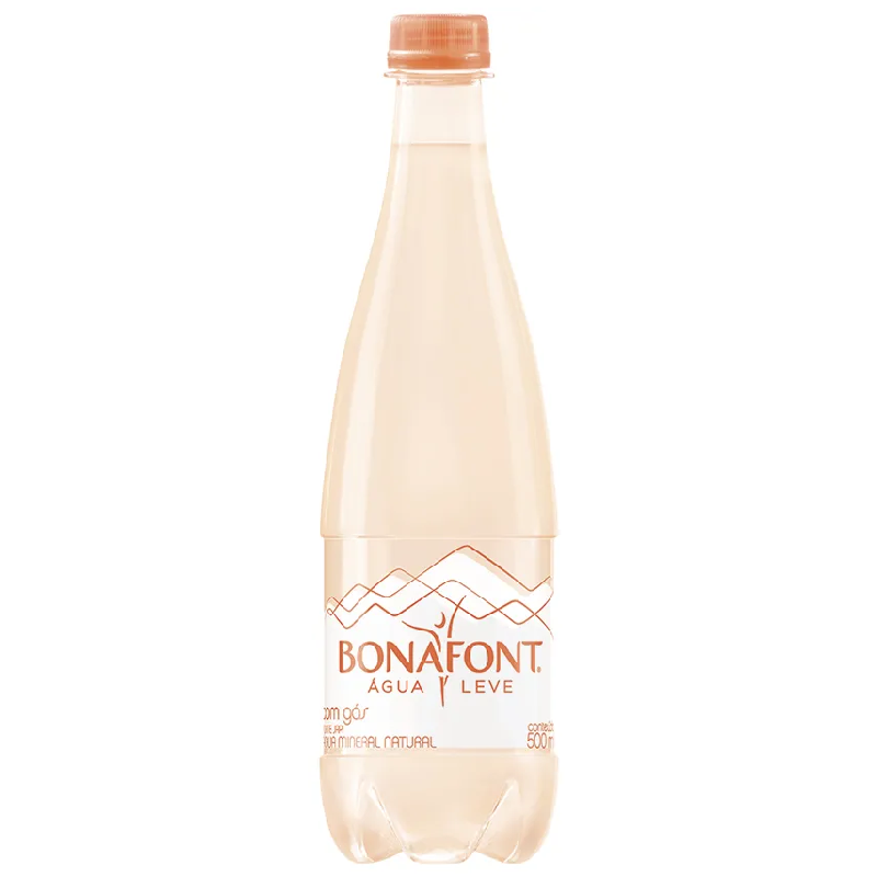 7891025110941 - AGUA MIN.BONAFONT 500ML C/GAS