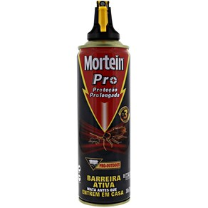 7891035611230 - INSETICIDA AEROSOL MORTEIN 300ML BARREIRA UNIT