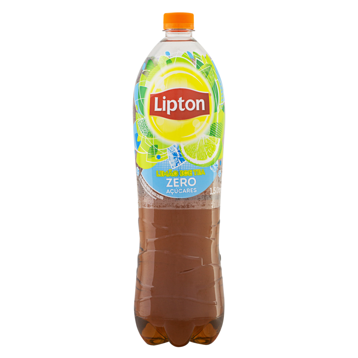7891042103278 - CHÁ PRONTO COM LIMÃO LIPTON ICE TEA LIGHT 15 LITRO