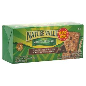 7891095019748 - BARRA CEREAL NATURE VALLEY C/3 CHOCOLATE/AVEIA
