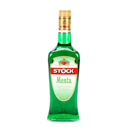 7891121208009 - LICOR CREME MENTA STOCK GARRAFA 720ML