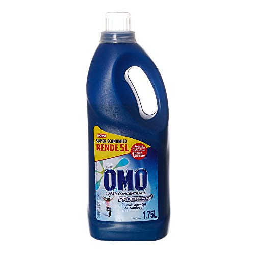 7891150027183 - DETERGENTE SUPER CONCENTRADO OMO PROGRESS+ 1,75L