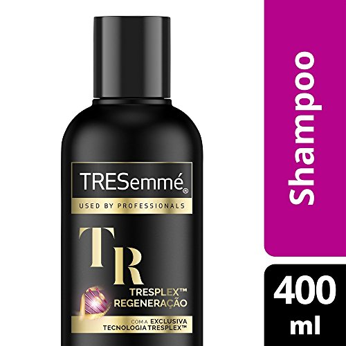 27891150029600 - SHAMPOO EXPERT SELECTION BLINDAGEM PLATINUM 400ML TRESEMME