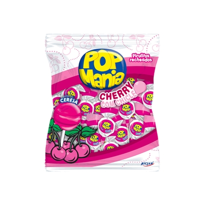 7891151022453 - PIRULITO POP MANIA CHERRY
