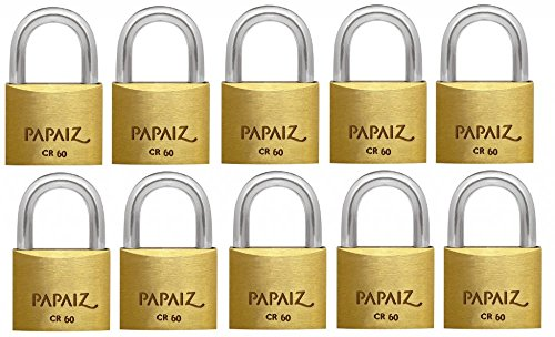 7891194000388 - CADEADO 60MM PAPAIZ