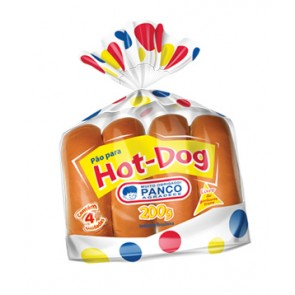 7891203010353 - PAO HOT-DOG C/4UNIDADE PANCO