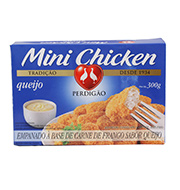 7891515853112 - MINI CHICKEN MONICA PERDIGAO QUEIJO