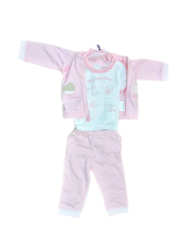 7891800342000 - MAYORAL UNISEX TRACKSUIT WITH SHIRT SKY SIZE 12 MONTHS