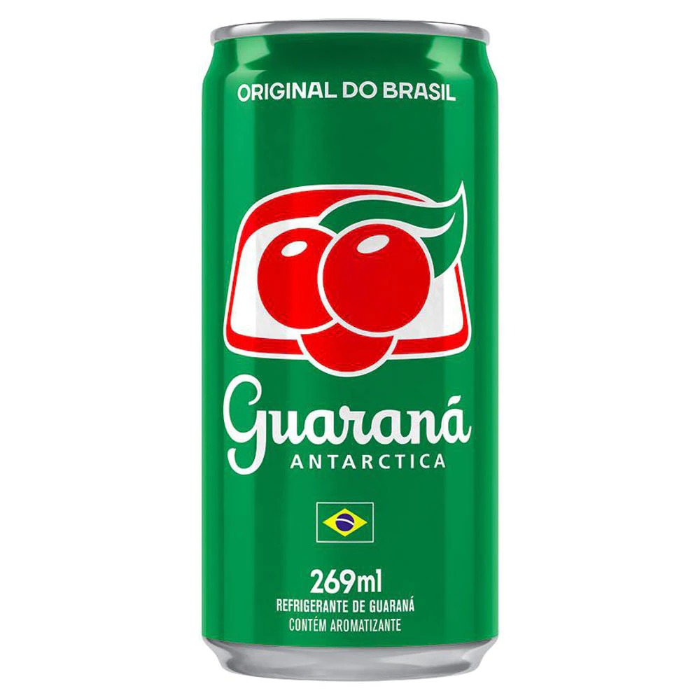 7891991012867 - REFRIGERANTE GUARANA 269ML ANTARCTICA