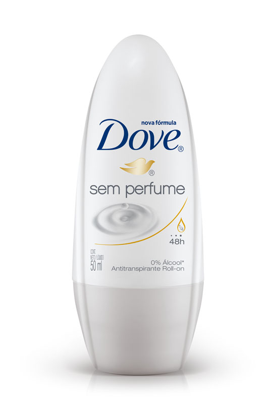 20000078925346 - DESODORANTE ANTITRANSPIRANTE ROLL ON SEM PERFUME 50ML DOVE