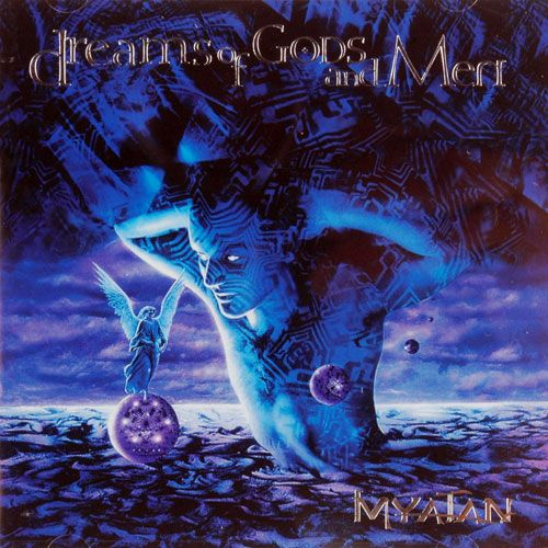 7892695805120 - CD MYATAN - DREAMS OF GODS AND MEN
