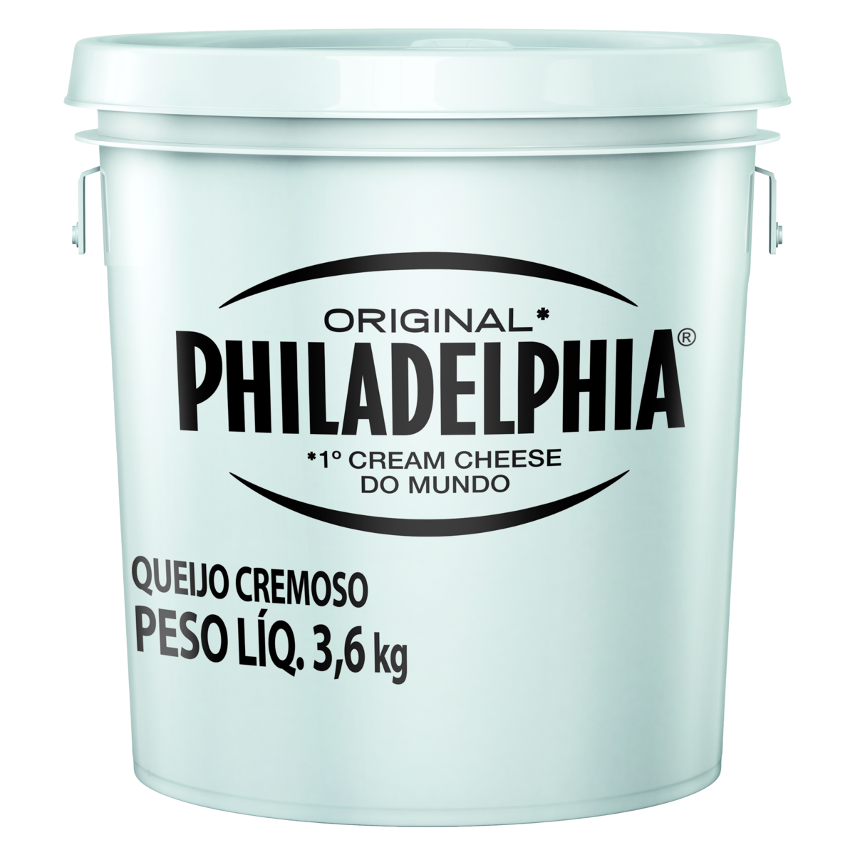 7893000047181 - QUEIJO CREAM CHEESE PHILADELPHIA BALDE 3,6KG