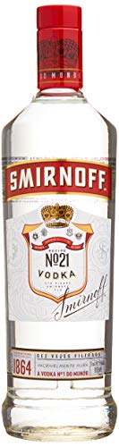 7893218000473 - VODKA TRIDESTILADA SMIRNOFF RED GARRAFA 998ML