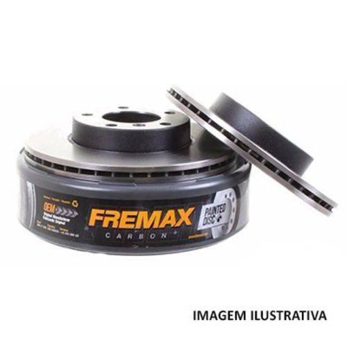 7893233056189 - DISCO DE FREIO DIANTEIRO FREMAX BD5618 PARA VOLKSWAGEN GOLF, JETTA, TIGUAN - AUDI A3, Q3, TT - PAR