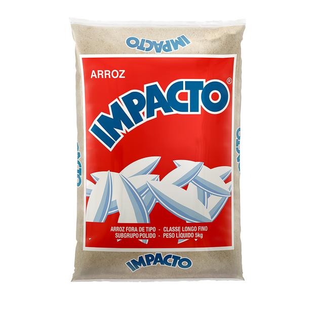 7893500022060 - ARROZ IMPACTO FORA DE TIPO CLASSE LONGO FINO 5KG