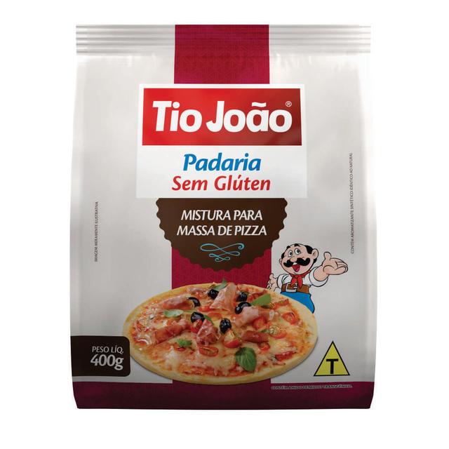 7893500090809 - MISTURA PARA MASSA DE PIZZA TIO JOÃO