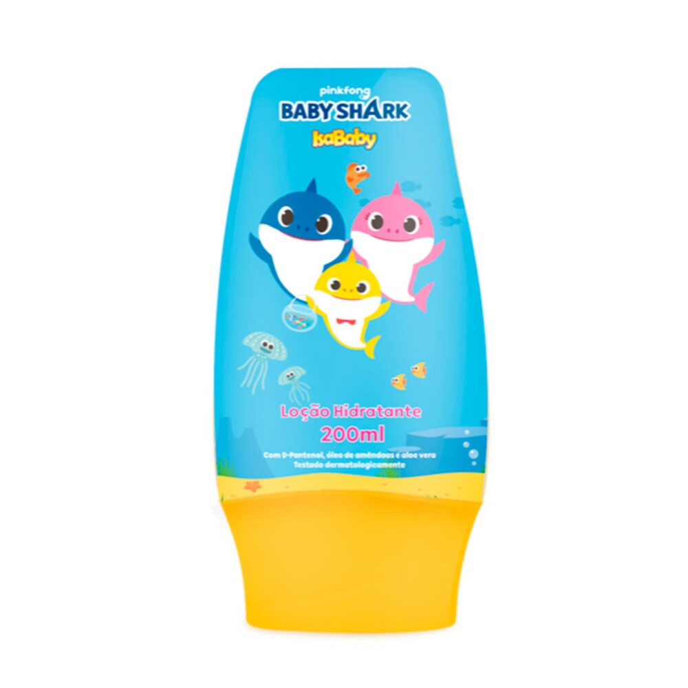 7893694002374 - ISABABY BABY SHARK LC HIDR 200ML