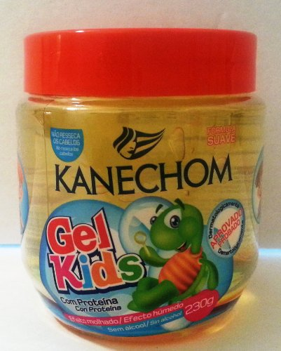 7893694048310 - GEL FIX KANECHOMN KIDS C/ PROT 12X