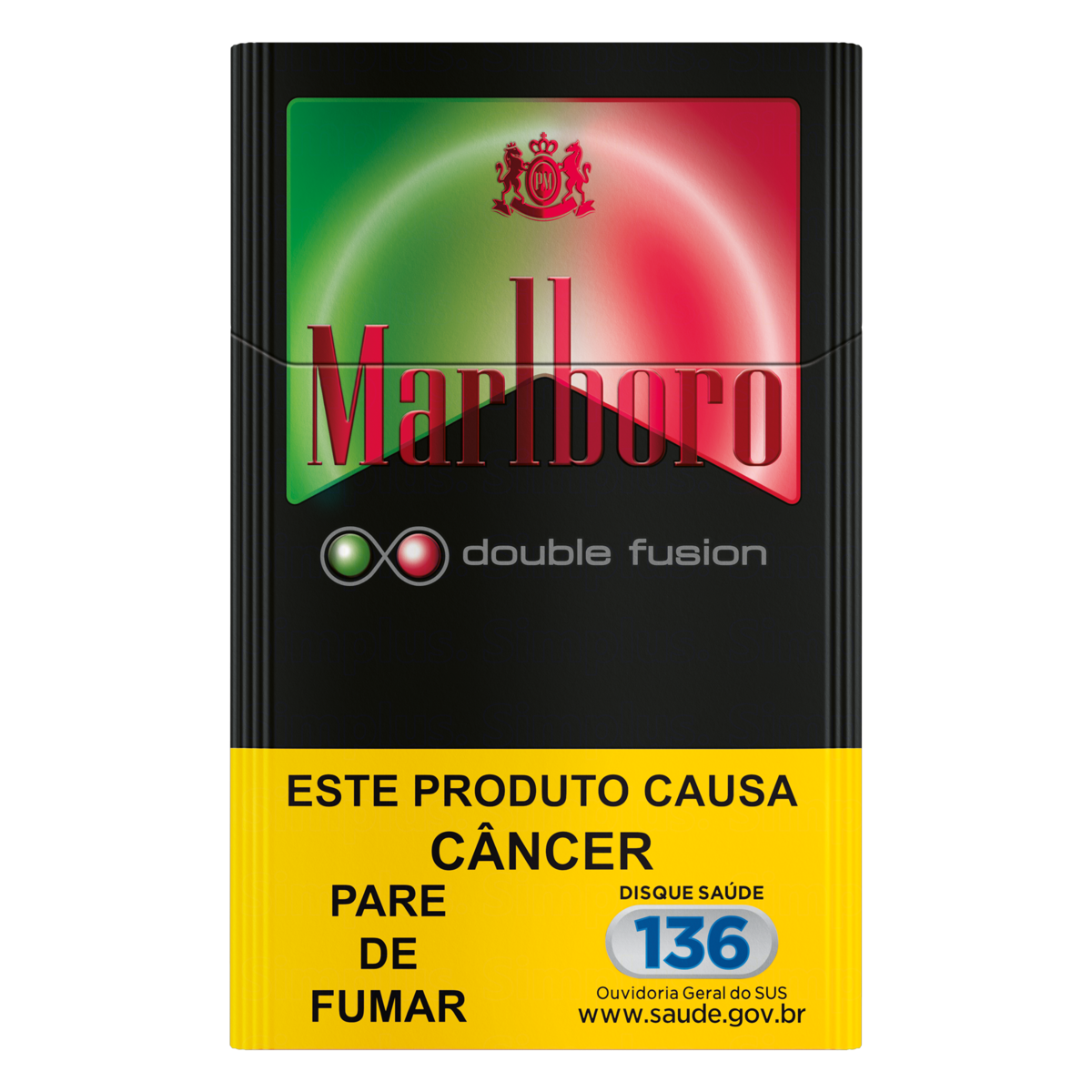 0000078939837 - CIGARRO DOUBLE FUSION MARLBORO BOX