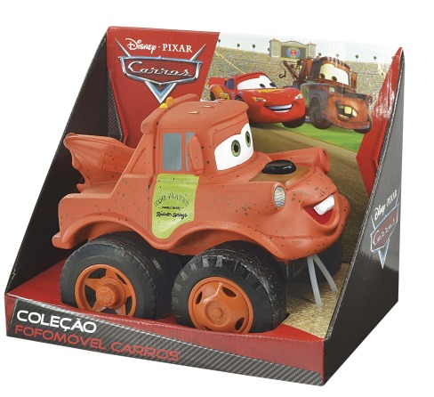 7894559208528 - FOFOMOVEL CARS TOW MATER REF 2852 LIDER