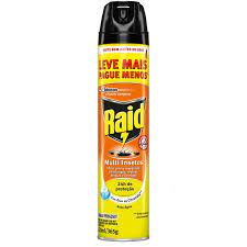 7894650014295 - INSETICIDA RAID 300ML MULTI CITRONELA.+GR150M
