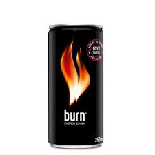 7894900401103 - BEBIDA ENERGÉTICA BURN 260ML