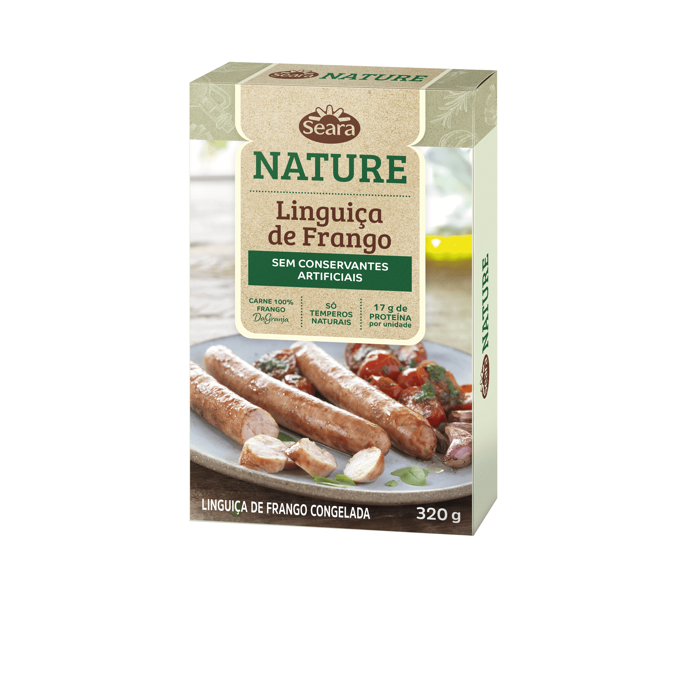 7894904094691 - LING FRANGO SEARA NATURE 320G