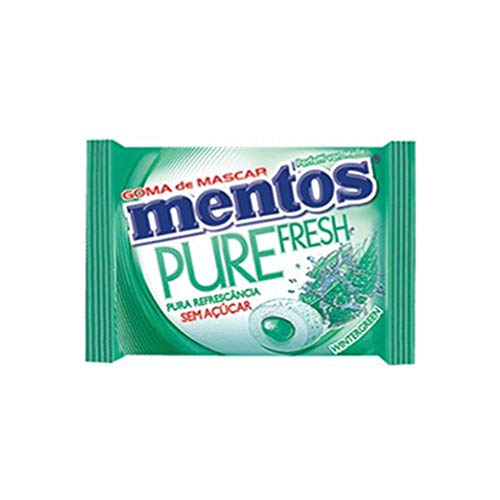 7895144080819 - BALA MENTOS PURE FRESH 6G SC WINTERGREEN