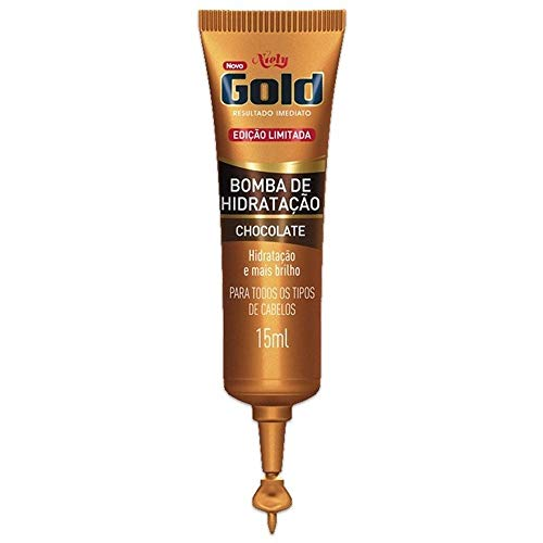 7896000724540 - AMPOLA TRATAMENTO NIELY GOLD 15ML CHOCOLATE UNIT