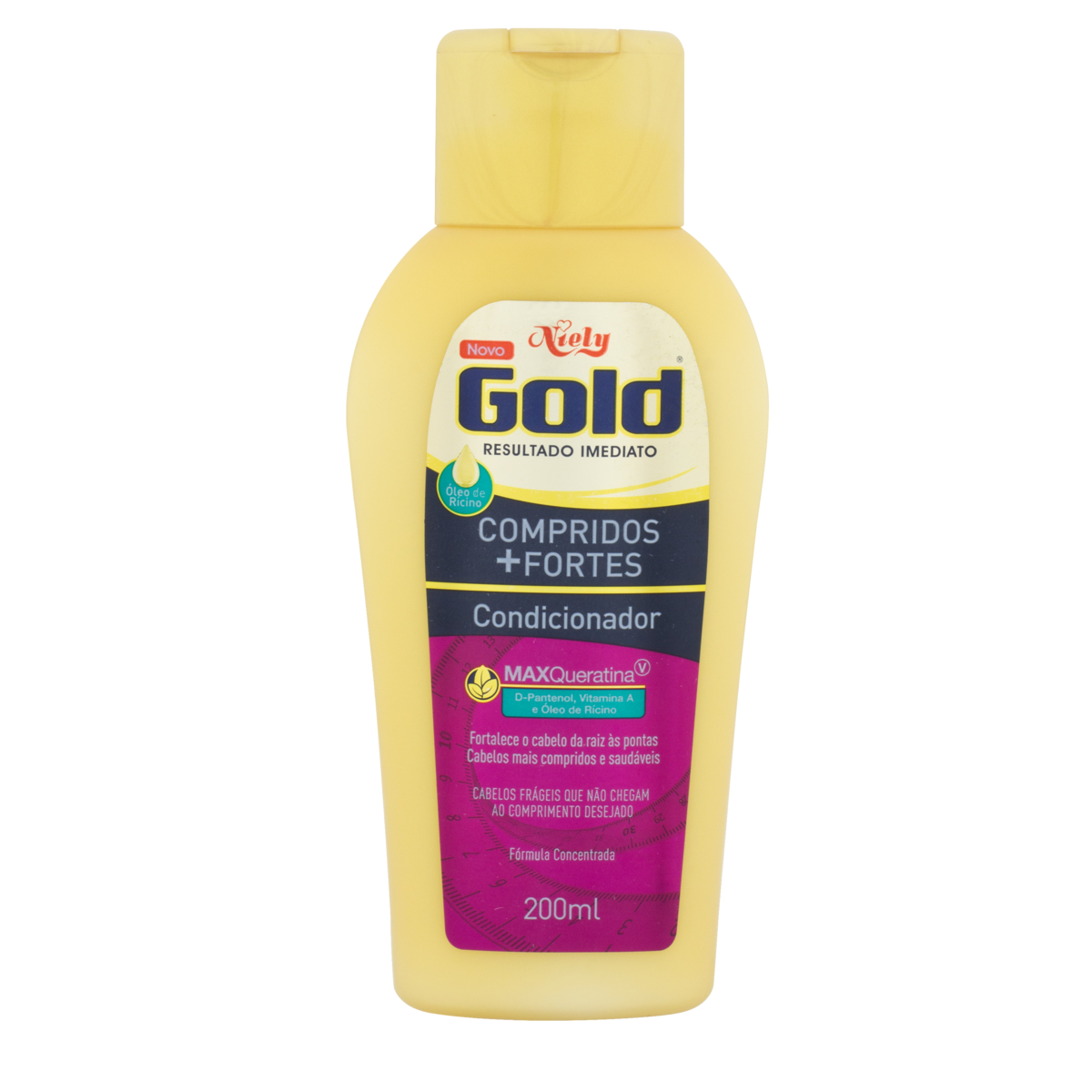 7896000726360 - COND NIELY GOLD COMP+FORTES200ML