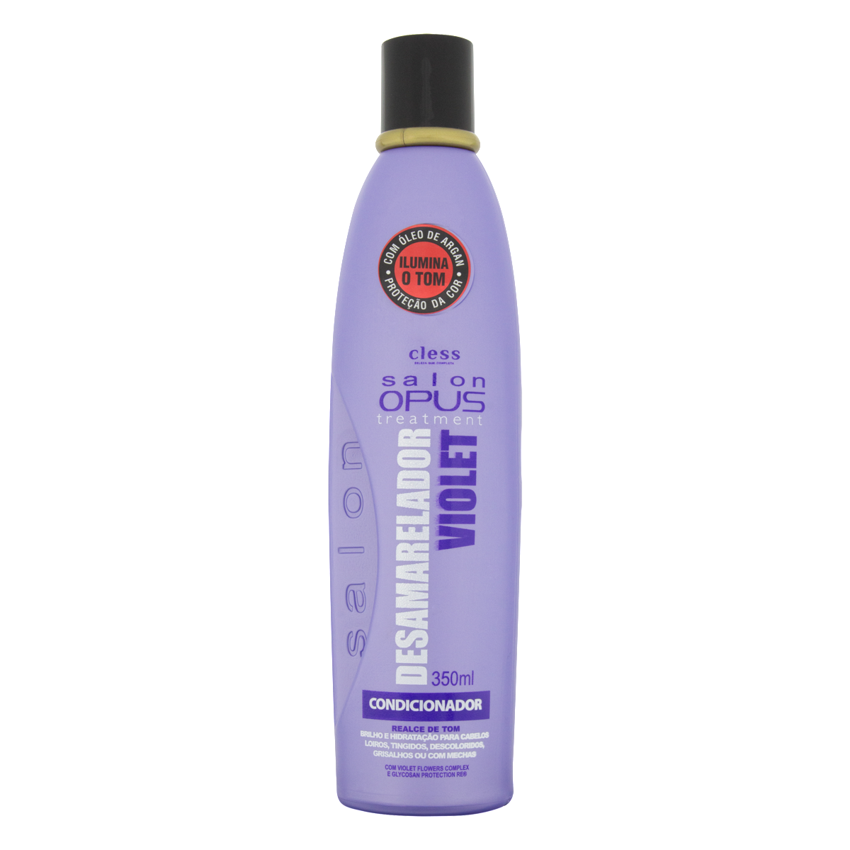 7896010171297 - CONDICIONADOR SALON SALON OPUS 350ML VIOLET UNIT