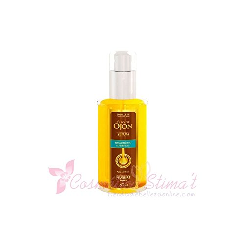 7896013551744 - NUTRIRE NOVEX - OJON OIL SERUM - 60ML BY NOVEX