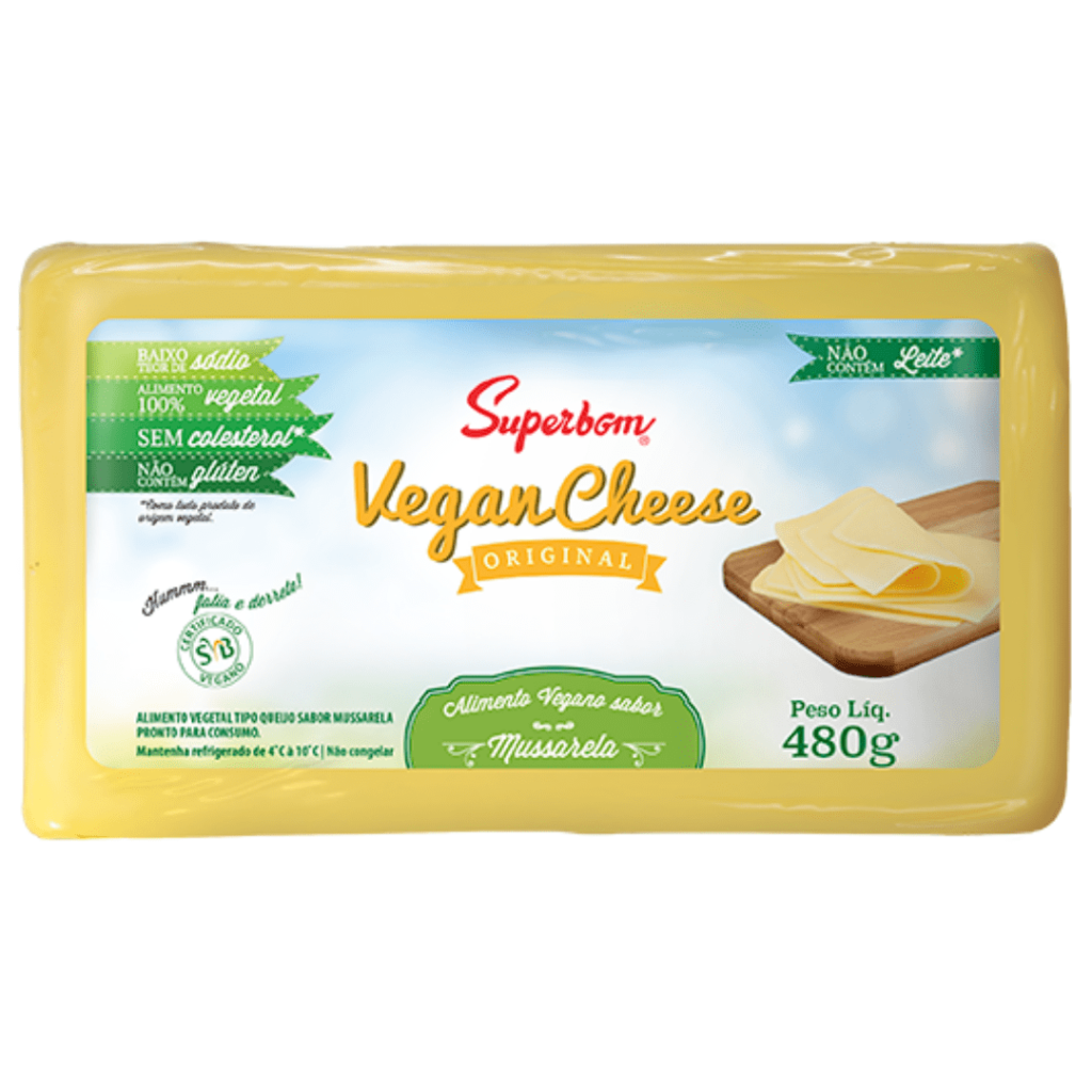 7896024815101 - VEGAN CHEESE MUSSARELA