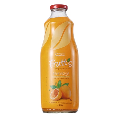 7896024879318 - SUCO FRUTTS MARACUJA 1L