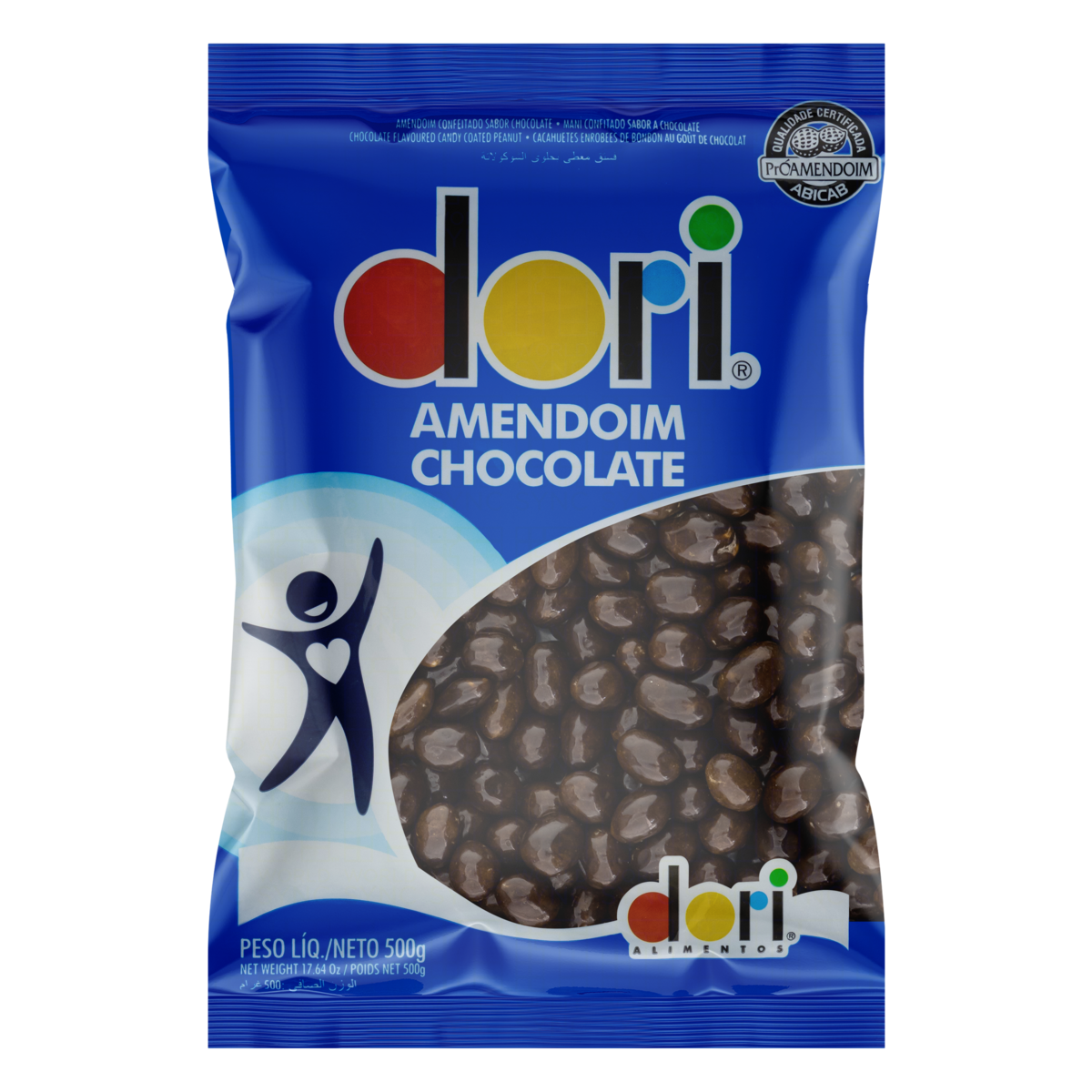 7896058505047 - AMENDOIM DORI CHOCOLATE