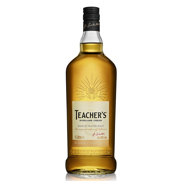 7896080001104 - TEACHER'S HIGHLAND CREAM 1 L