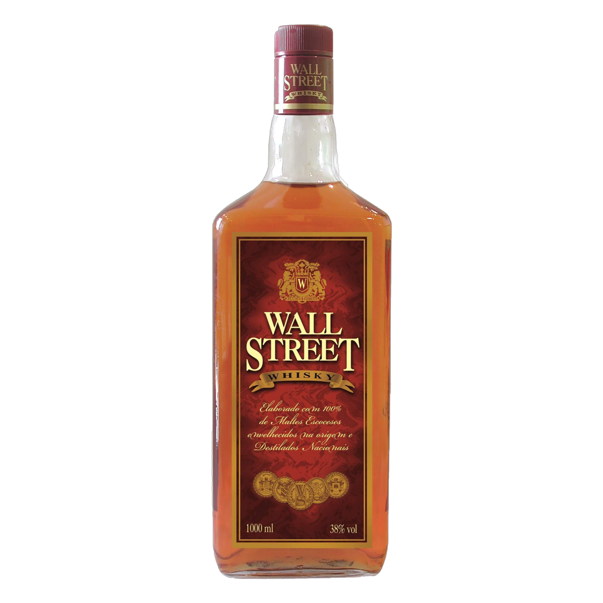 7896080002200 - WALL STREET|1000|WHISKEY 0 | WH WALL STREET